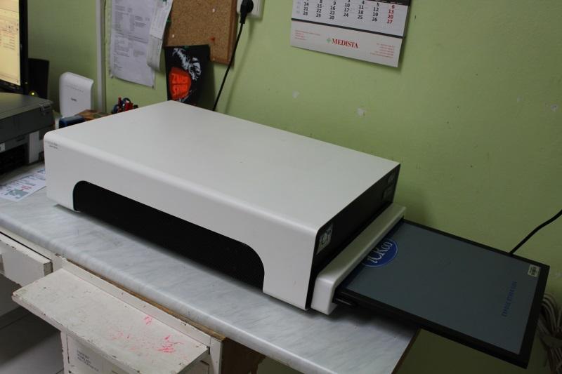 RTG automat na vyvolávání snímků